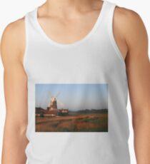 Cley Windmill at Dawn Tank Top