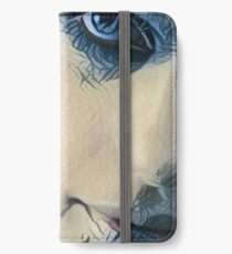 Pris - I Think And Therefore I Am iPhone Wallet