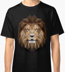 Lion low poly Classic T-Shirt