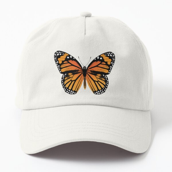 Monarch Butterfly | Vintage Butterflies |  Dad Hat