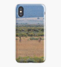 Oregon Antelope iPhone Case