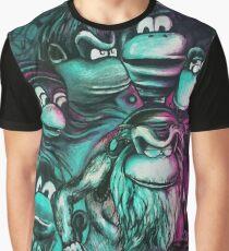 Take It To the Fridge Cranky Donkey Kong 64 Graphic T-Shirt