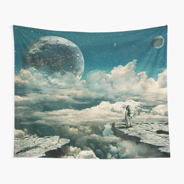 The explorer Tapestry