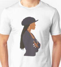 Janet Jackson - Poetic Justice  Unisex T-Shirt