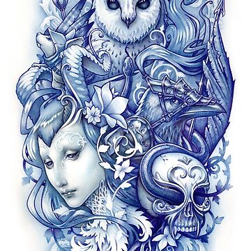FABLES by medusadollmaker