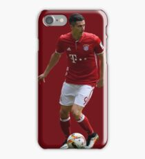 Robert Lewandowski Bayern Munich (phone case & more) iPhone Case/Skin