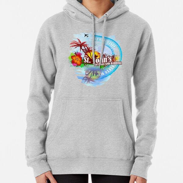 St. John's Antigua Pullover Hoodie