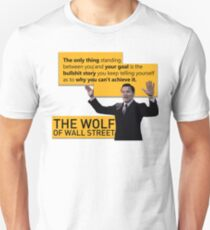 Di Caprio - Wolf of Wallstreet T-Shirt