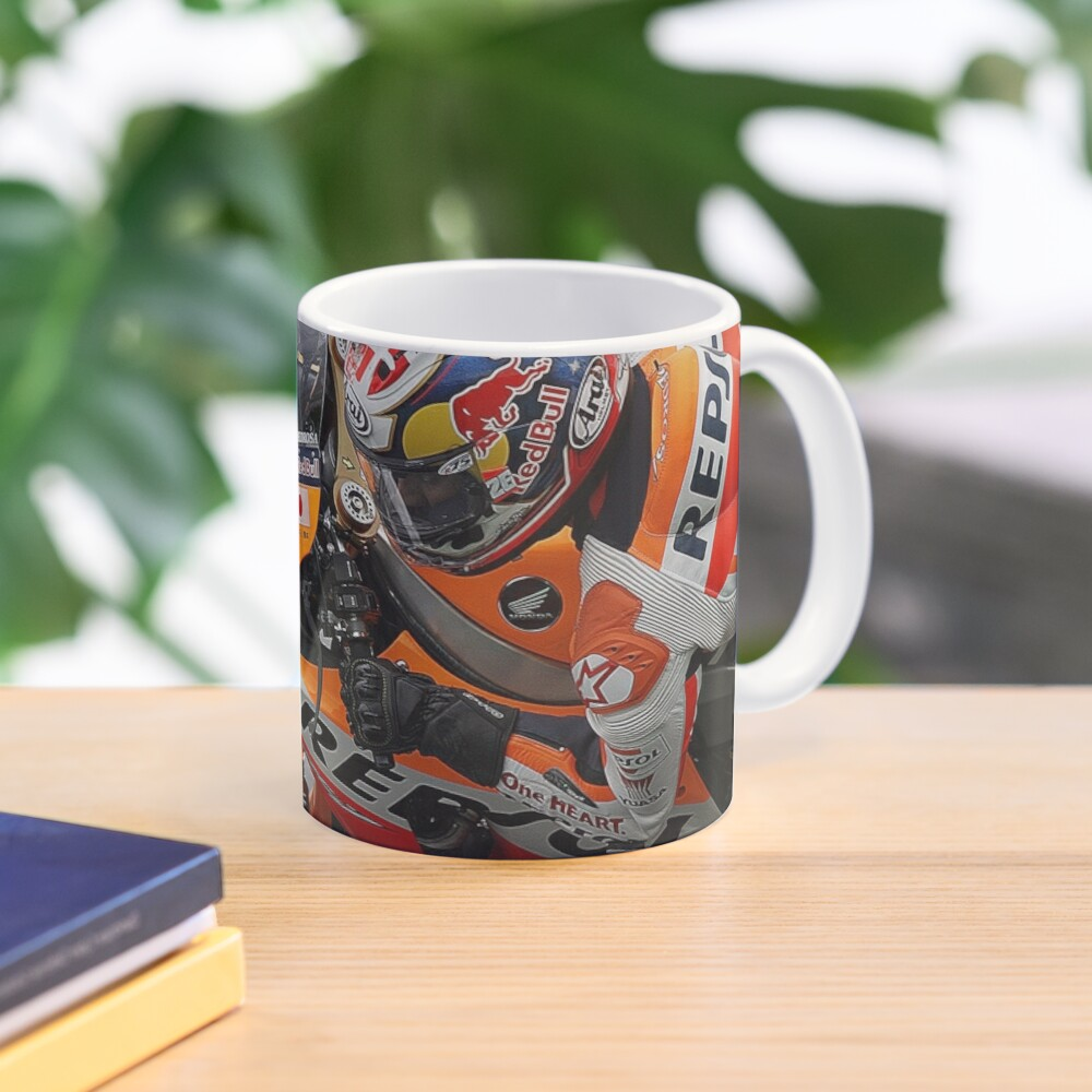 Pedrosa - Silverstone MotoGP Mug