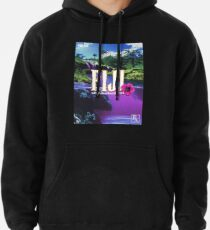 Purple Dream Pullover Hoodie