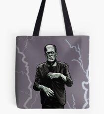 The Monster Tote Bag