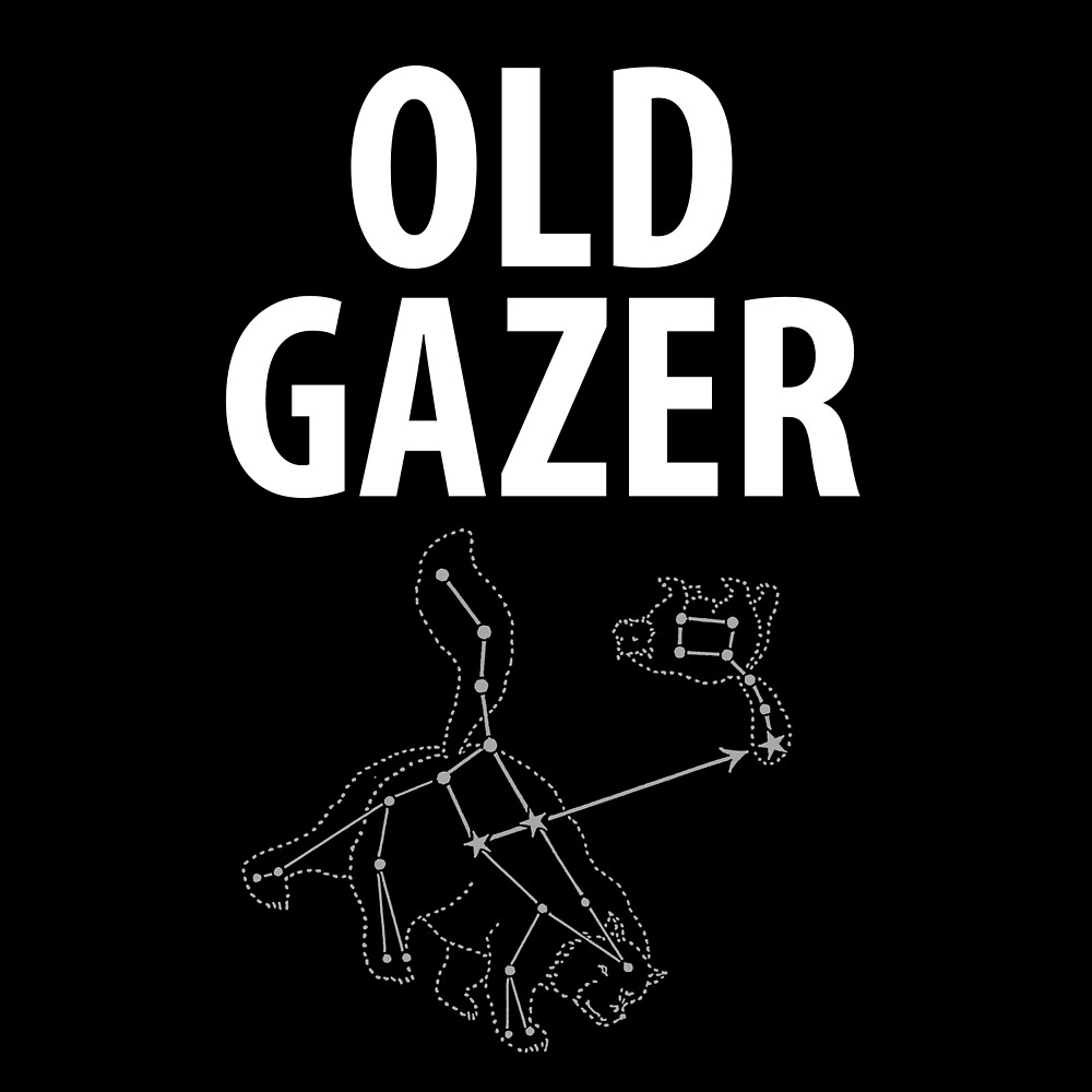 Old Gazer by snarkee