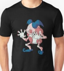Mr Mime - Side View Unisex T-Shirt