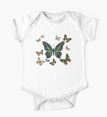 Butterfly Collection One Piece - Short Sleeve