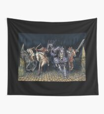 The Four Horsemen of the Apocalypse Wall Tapestry