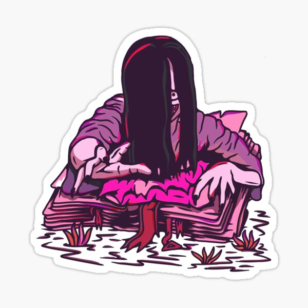 The Yurei (Character - Pretty in Pink Variant) Sticker