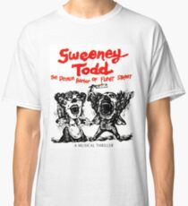 Sweeney Todd  Classic T-Shirt