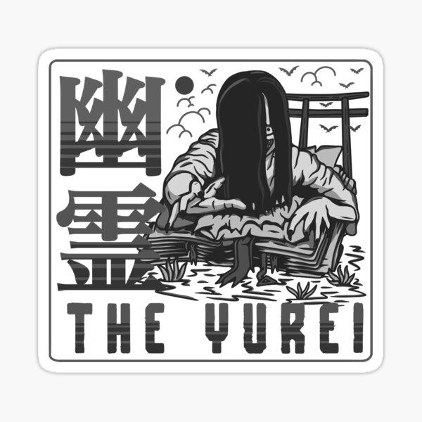 The Yurei (Full Design - Manga Variant) Sticker
