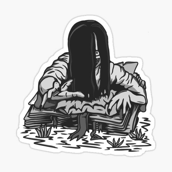 The Yurei (Character - Manga Variant) Sticker