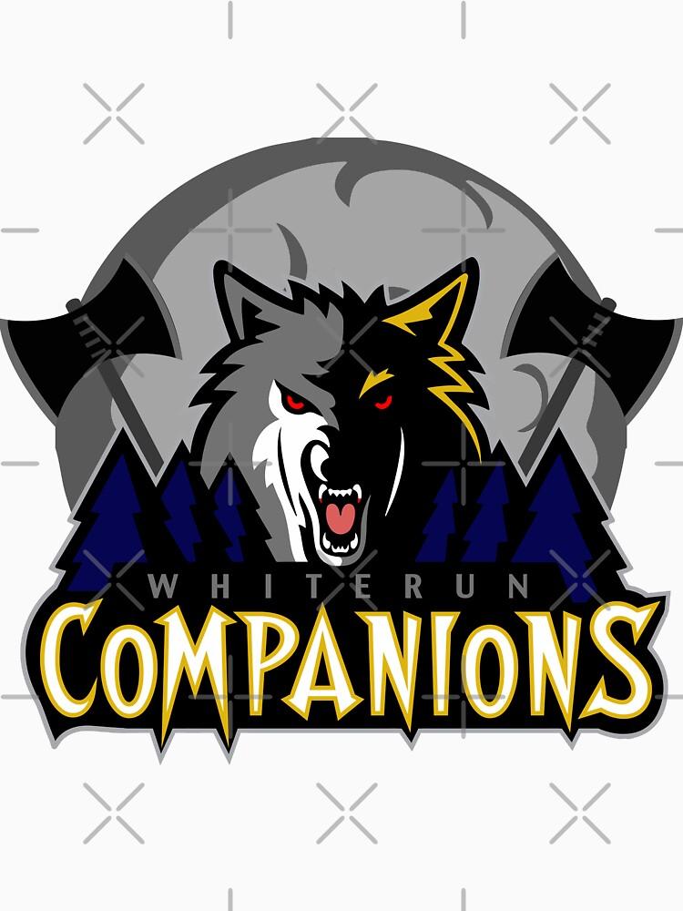 Whiterun Companions Basketball Logo Unisex T Shirt A T Shirt Of