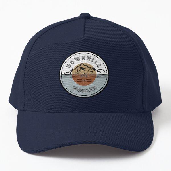 WHISTLER MOUNTAIN BIKE TRAILS II,KING OF THE MOUNTAINS, RIDE HARD DIRT DUST MUD,  MOUNTAIN BIKE DIRT THERAPY, RIDE HARD Baseball Cap