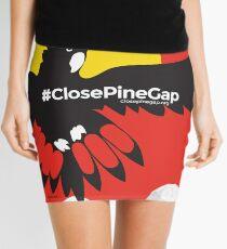 #ClosePineGap Full Size Mini Skirt