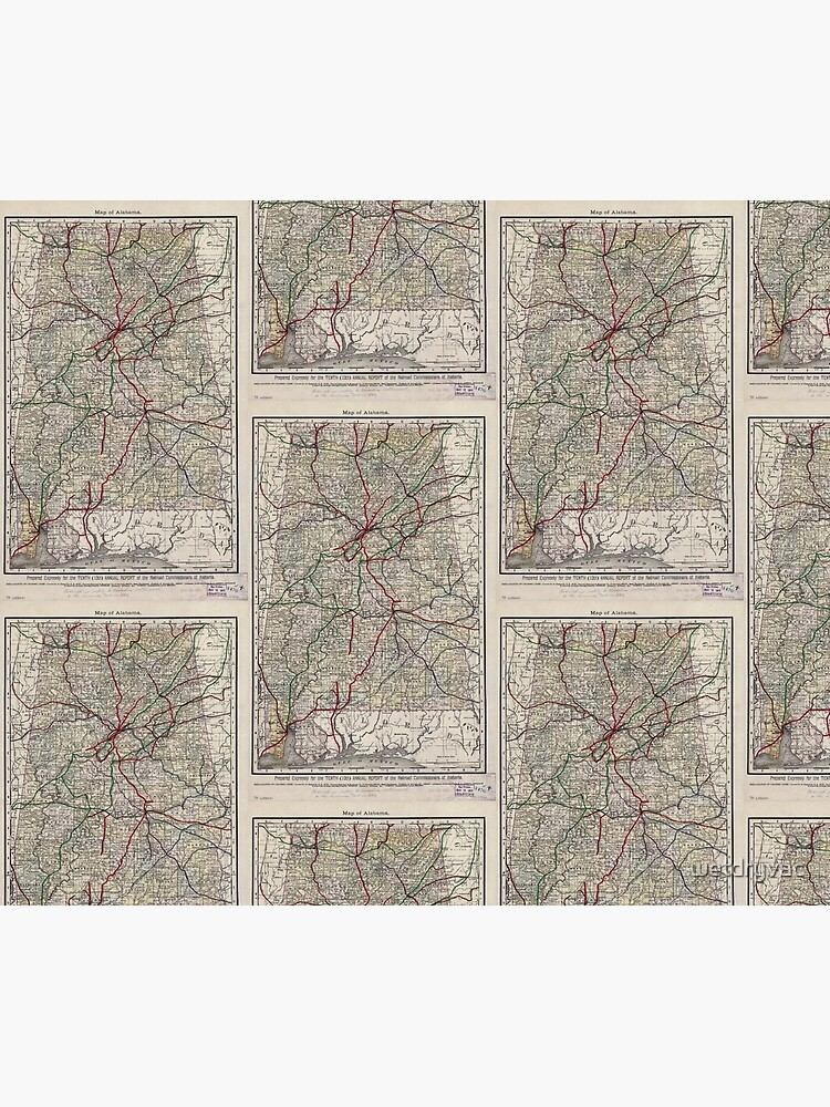 0086 Railroad Maps Map of de wetdryvac