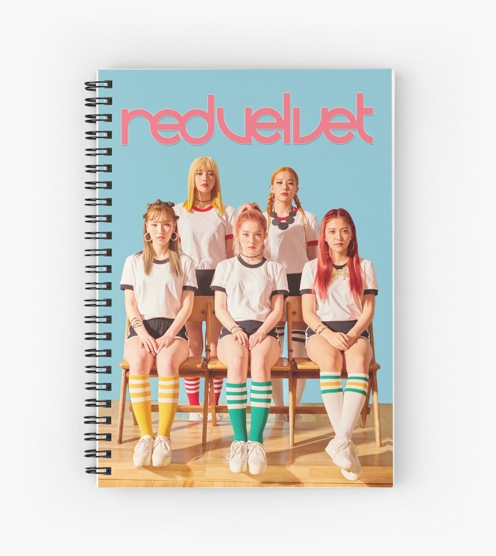Red Velvet Russisches Roulette von NiamhYoungArt