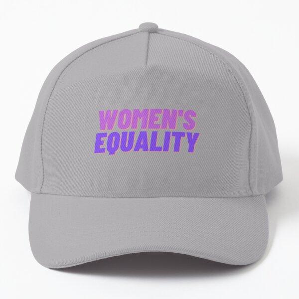 Women's Equality Baseball Cap