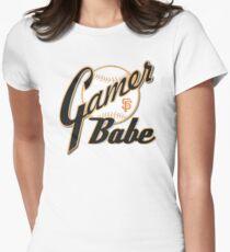 SF Giants Gamer Babe T-Shirt