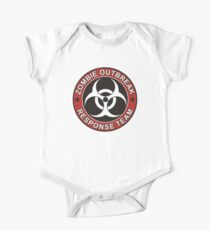 ZOMBIE RESPONSE TEAM 3 color One Piece - Short Sleeve