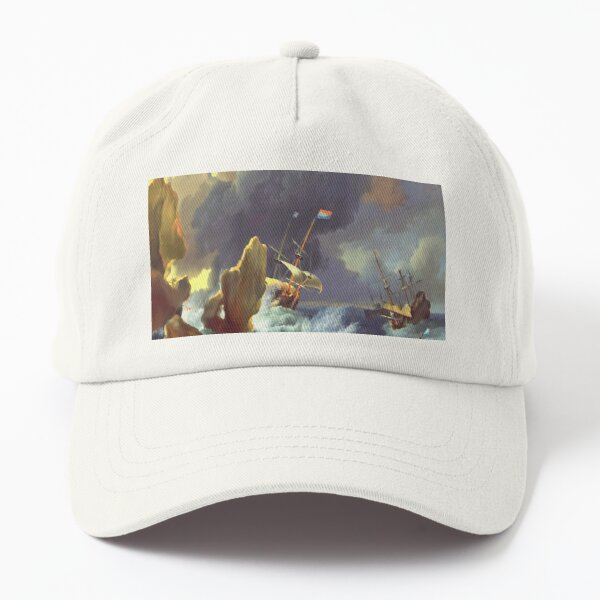 The Sea Takes Back Dad Hat
