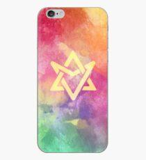 ASTRO Watercolor iPhone Case