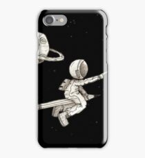 Creative Astronaut iPhone Case/Skin