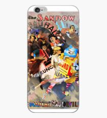 The Sandow Bauhaus Trocadero Vaudevilles. iPhone Case