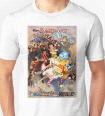 The Sandow Bauhaus Trocadero Vaudevilles. T-Shirt