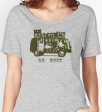 Asheville Or Bust! Women's Relaxed Fit T-Shirt