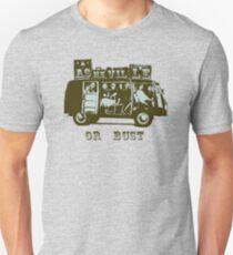 Asheville Or Bust! Unisex T-Shirt