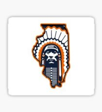 Illinois Chief  Sticker