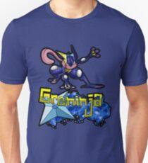 Greninja Pokemon Tee Unisex T-Shirt