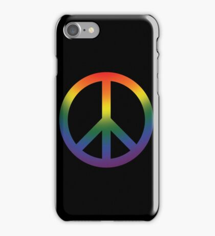 The Colors of Love are Infinite iPhone Case/Skin