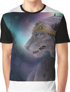 Tamriel Khajiit Graphic T-Shirt
