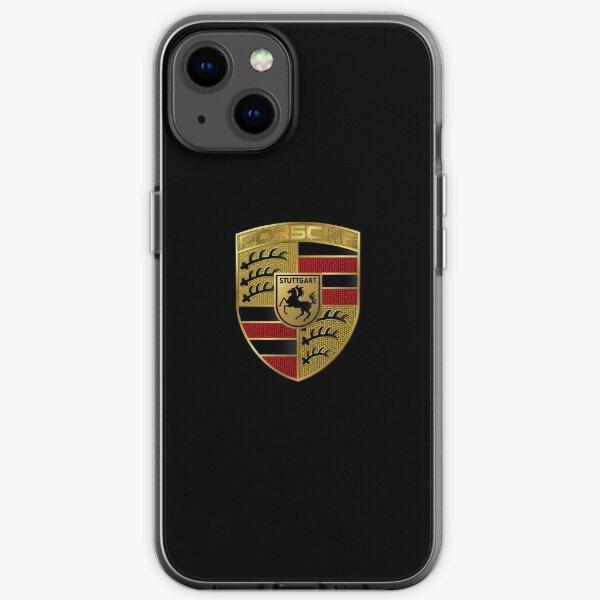 Best Selling - Porsch Stuttgart Merchandise iPhone Soft Case