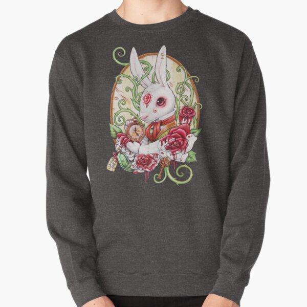 Madriguera del conejo Sudadera sin capucha