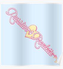 Red Velvet 'Russian Roulette' Poster
