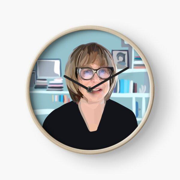 Profesora Mary-Louise McLaws Reloj