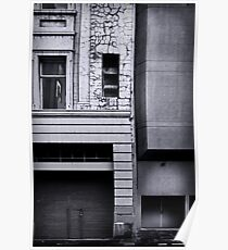 urban scapes Poster
