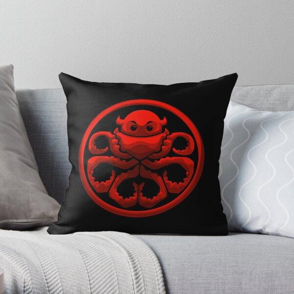 Shhh - Hail GLOMO Throw Pillow