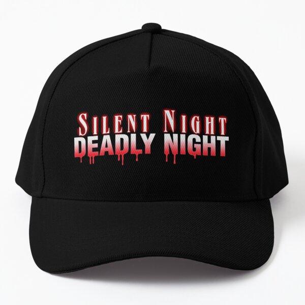 Silent Night Deadly Night Baseball Cap