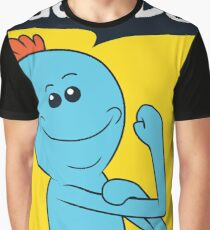 Meeseeks can do! Graphic T-Shirt